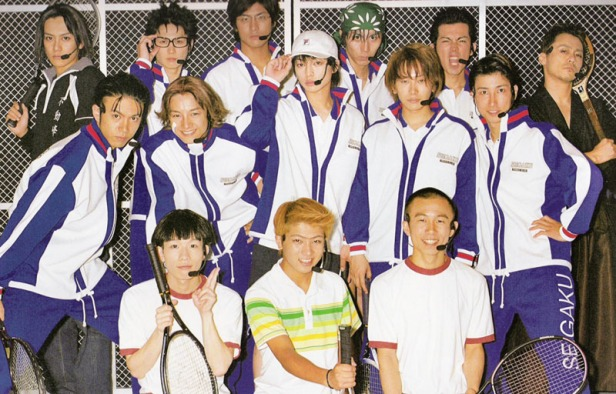 The Legacy of TeniMyu: More courts for Sports Anime Stage Plays